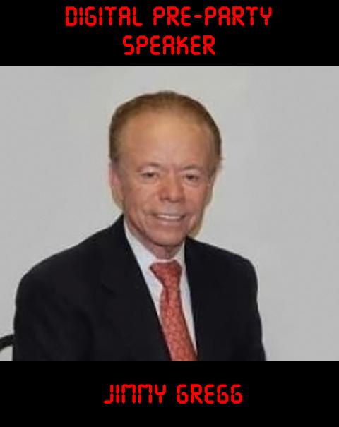Jimmy Gregg